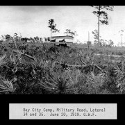 Bay City Camp, Military Trail