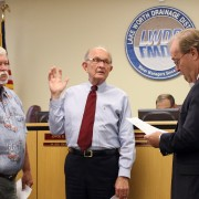 swearing in at meeting