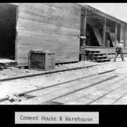 cement house