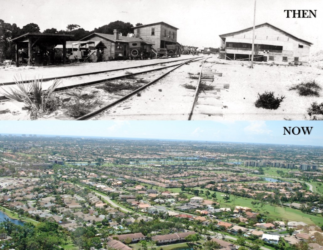 Residential Housing - Then & Now